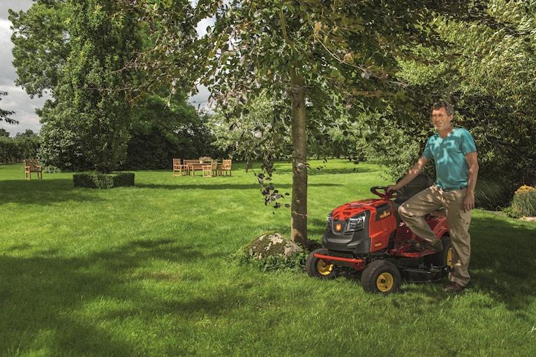 WOLF-Garten 96.130T Traktorpaket, 1000464093
