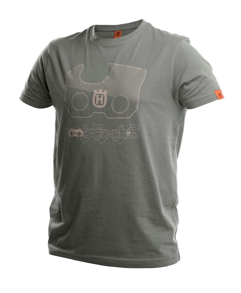 Husqvarna Xplorer X-Cut  T-Shirt,