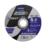 Norton Kapskiva för metall Super Bleue 4 125x1,0x22,23 10 pack, 4000000107