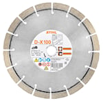 Stihl Diamantkapskiva universal, Ø 230 mm D-X100 till TSA 230, 1000078651