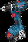 Bosch GSR 18-2-Li 2x1,5Ah L-Boxx Skruvdragare, 06019B7300