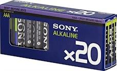 Sony Stavbatteri 1,5v AA LR06, AM3-M20XA