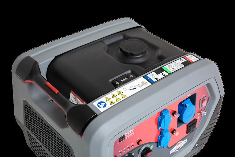 Briggs & Stratton Powersmart Q6500 Inverter Elverk, 1000467417
