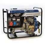 DUAB-Power Elverk MDG5000CLE-3 3-fas diesel, 4000000140