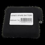 Genzo Extrabatteri Artic värmeväst, 1000467282