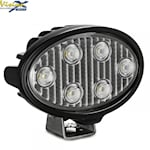 Vision X Vl Series Oval 6-Led 30W W/Dt, 1000464200