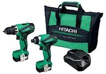 Hitachi borrskruvdragarpaket, 1000056547