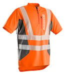 Husqvarna T-shirt Technical High Viz,