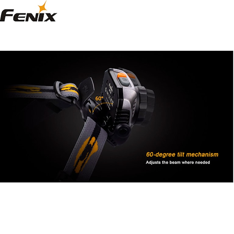 Fenix HP30 gul Pannlampa, 1000414246