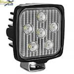 Vision X Vl Series Square 6-Led 30W W/Dt, 1000464204