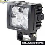Vision X Blacktips 5 Led 35W 60°, BLB070560