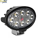 Vision X Vl Series Oval 8-Led 40W W/Dt, 1000464201