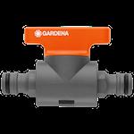 Gardena Skarvkontakt med reglerventil , 1000112879
