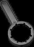 Aspen Nyckel till 25L dunkar, 1000000150