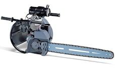 Stihl Historisk motorsågsmodell, Typ BL, 1000077306