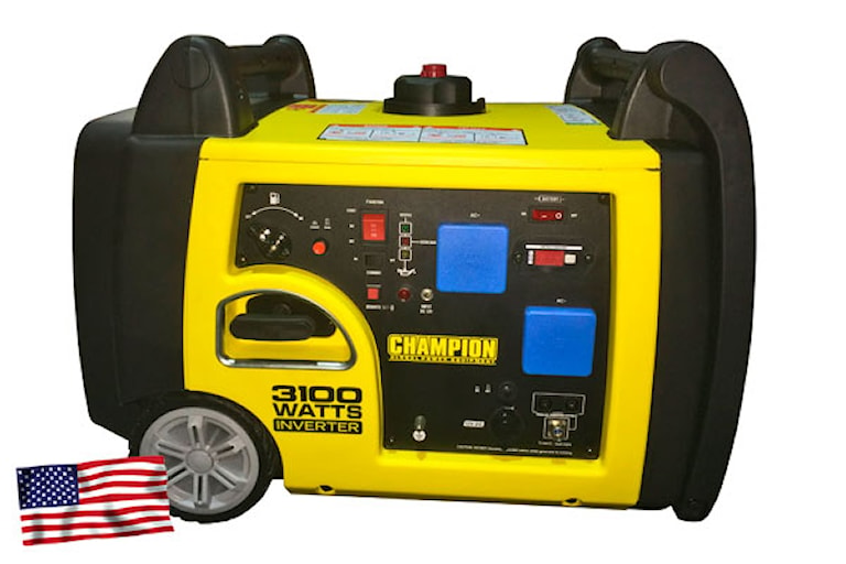 Champion 3100W Inverterelverk Premium, 1000342072