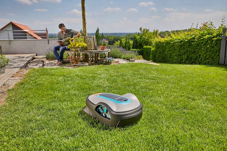 Gardena smart Sileno Life 750 Robotgräsklippare, 1000146094