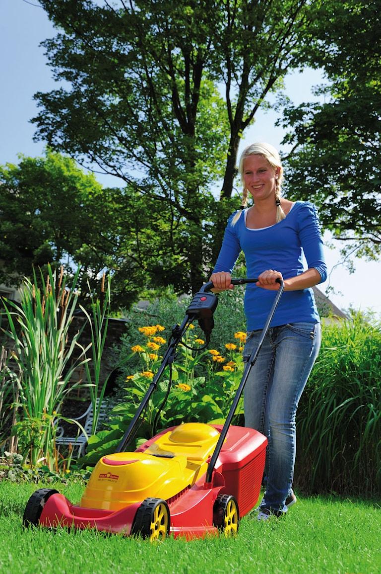 WOLF-Garten S 3800 e # 38cm 1400w Elgräsklippare, 1000145941
