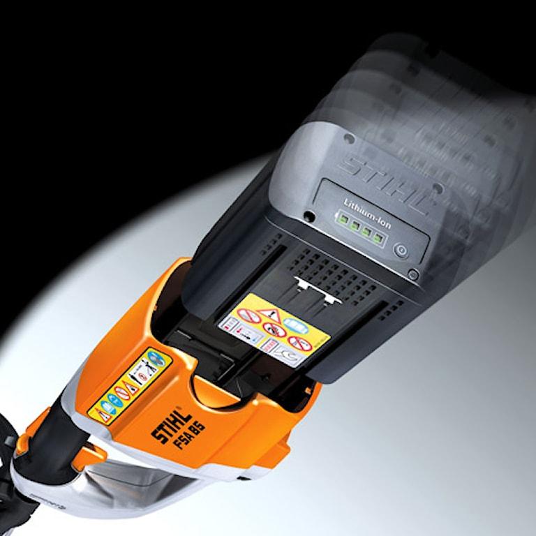 Stihl FSA 85 Batteritrimmer, 1000096446