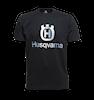 Husqvarna T-Shirt Med Husqvarna-tryck,