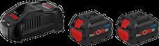 Bosch Procore18V 2x8Ah GAL 1880Cv Starterset, 1600A01C4K