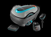 Gardena Sileno City 500 Robotgräsklippare smart Bevattningspaket, 1000146155