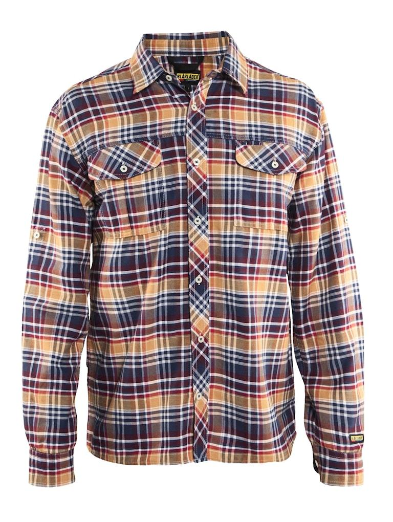 Blåkläder 3299-1137 Flanellskjorta,