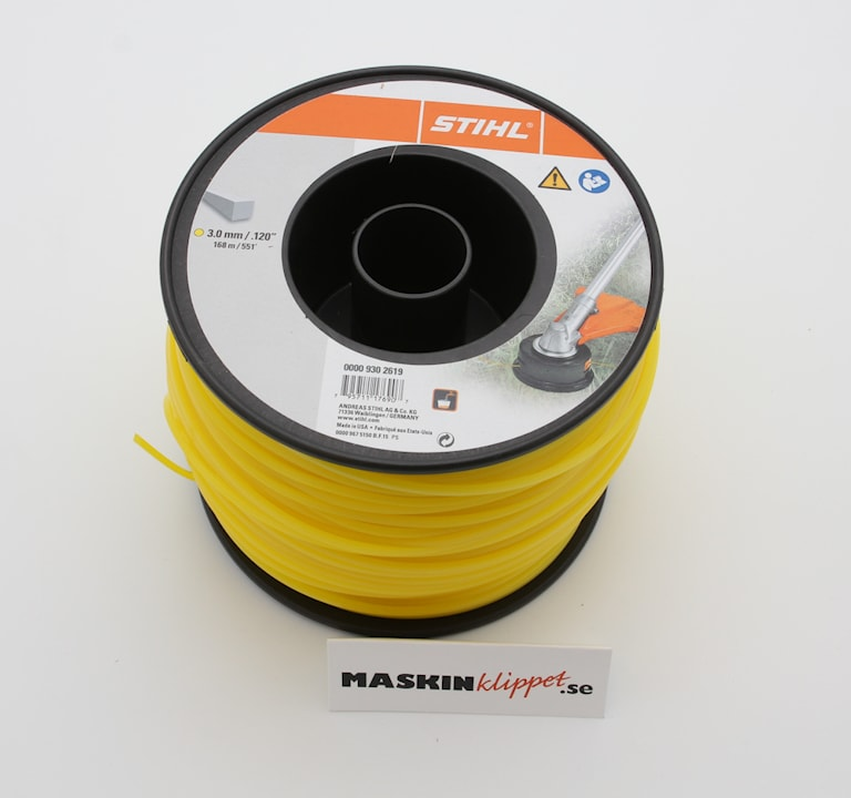 Stihl Rulle 3,0 mm, 1000051623