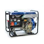 Elverk MDG7500CLE-3 3-fas diesel, 4000000145
