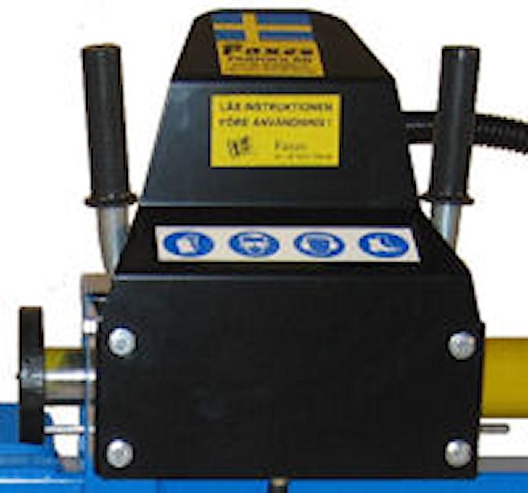 Faxes Elhydraulisk vedklyv 500 mm, 1000121716
