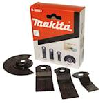 Makita Sågblad multiverktyg B-30623 4-pack, 4000000121